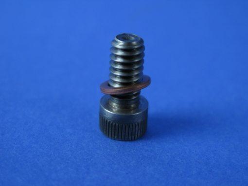 Ring, Sealing Diffusion Pump, Beckman Coulter TL