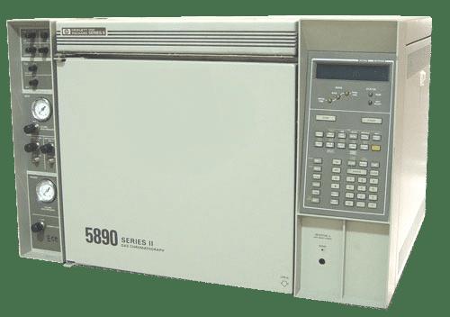 image 432 - Hewlett Packard HP 5890 Series GC