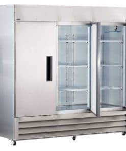 Add a heading 66 247x296 - 72 CU. FT. GENERAL PURPOSE SOLID DOOR STAINLESS STEEL REFRIGERATOR